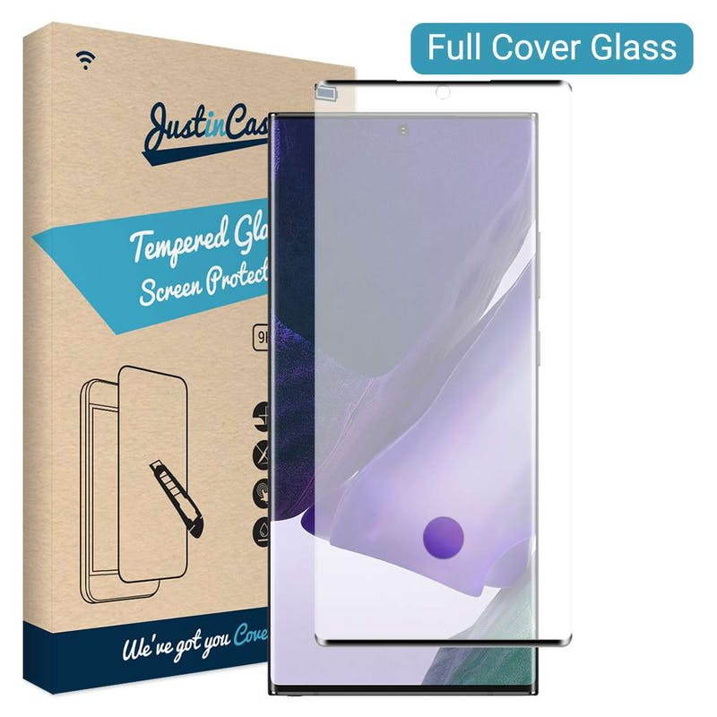 Just in Case Galaxy Note 20 Ultra Glass Screenprotector