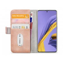 Mobilize Galaxy A51 Wallet Case Pink