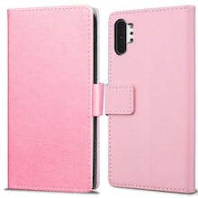 Just in Case Galaxy Note 10 Wallet Case Pink