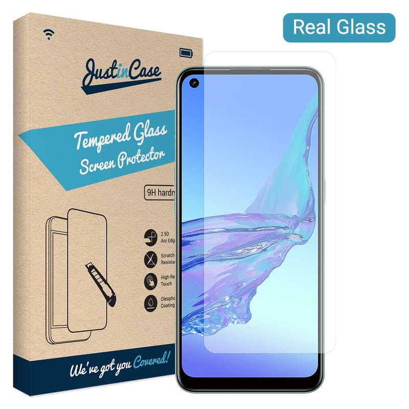 Just in Case OPPO A53(S) Tempered Glass Screenprotector