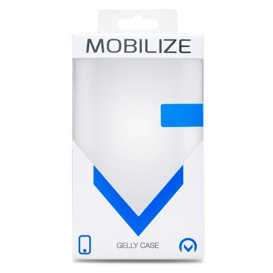 Mobilize Moto G20/G30 Gelly Case Clear