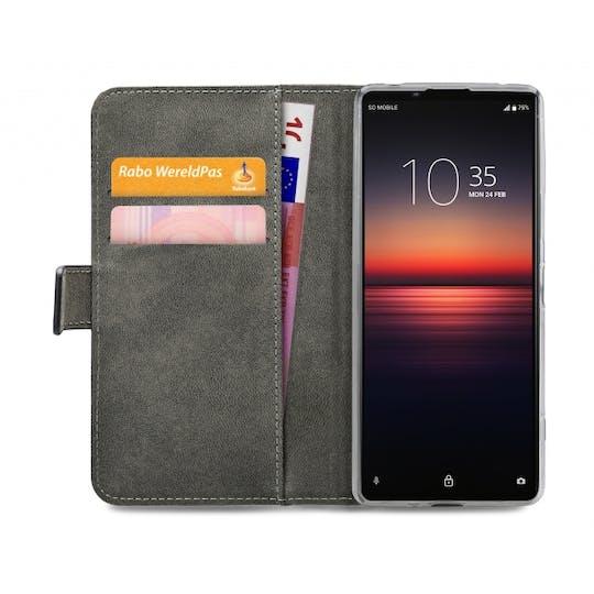 Mobilize Xperia 1 II Wallet Case Black