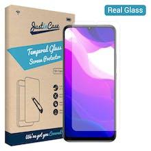 Just in Case Xiaomi Mi 10 Lite Glass Screenprotector