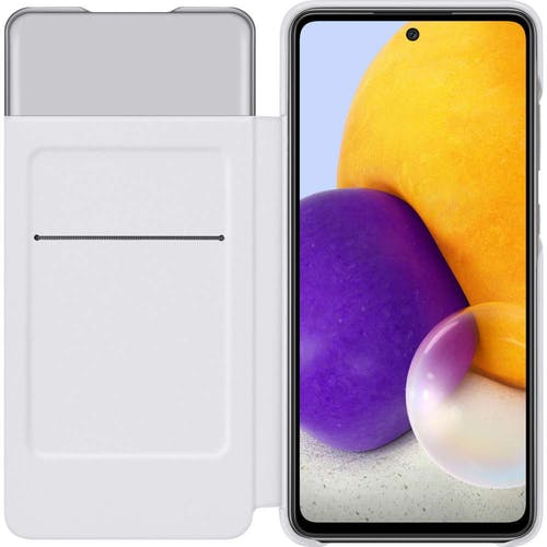 Samsung Galaxy A72 S View Cover White