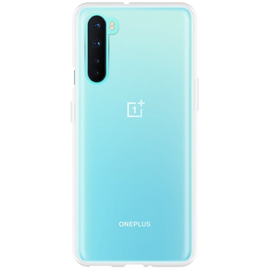 Just in Case OnePlus Nord TPU Case Clear