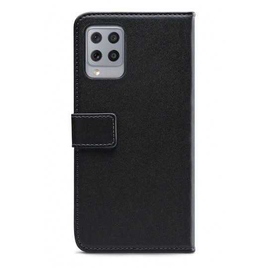 Mobilize Galaxy A42 Wallet Case Black