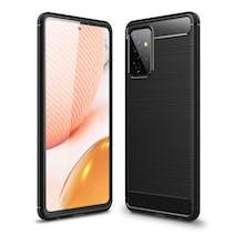Just in Case Galaxy A72 Rugged Case Black