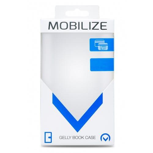 Mobilize iPhone 12 Pro Max Wallet Case Black