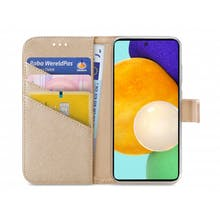 My Style Galaxy A52 Wallet Case Gold