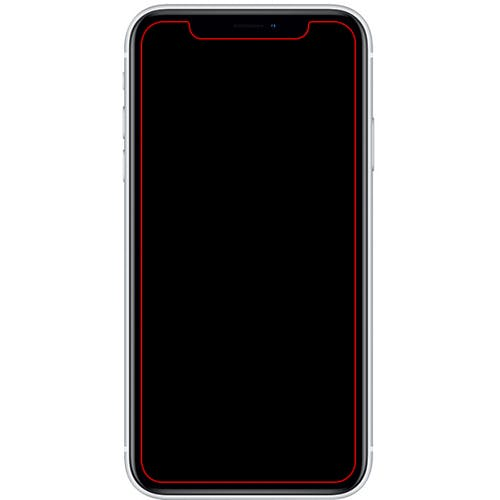 Mobilize iPhone Xr / 11 Glass Screenprotector
