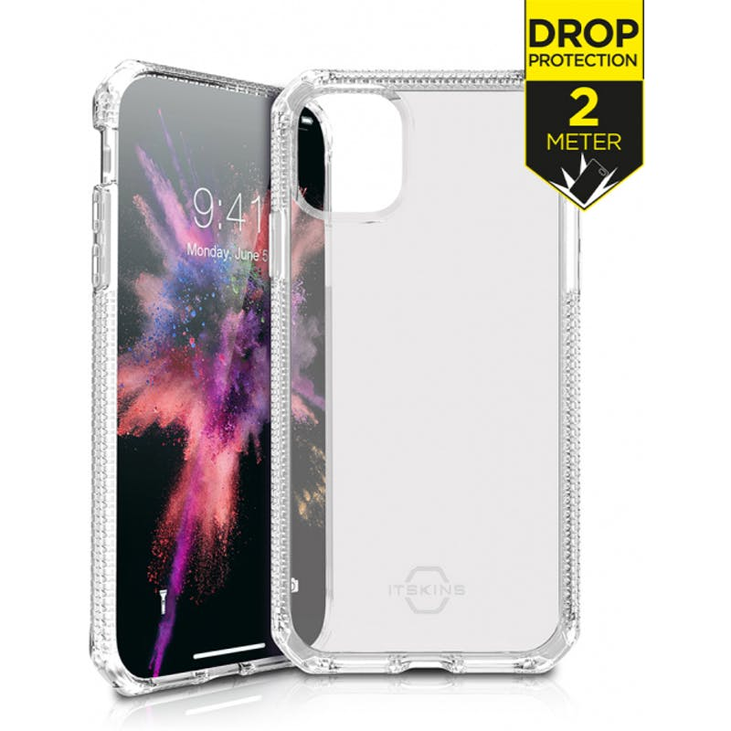 ITSKINS iPhone 11 Transparant Spectrum Clear Case