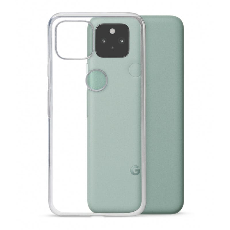 Mobilize Google Pixel 5 Gelly Case Clear