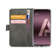 Mobilize Galaxy A10 Gelly Wallet Case Black