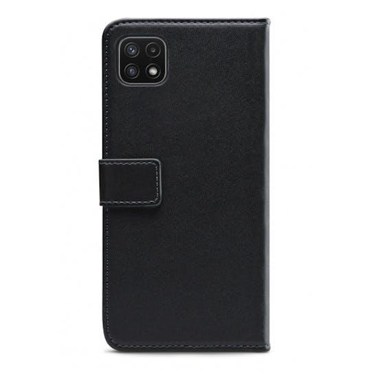Mobilize Galaxy A22 Wallet Case Black