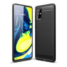 Just in Case Galaxy A71 Rugged Case Black