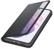 Samsung Galaxy S21 Ultra Smart Clear View Cover Black