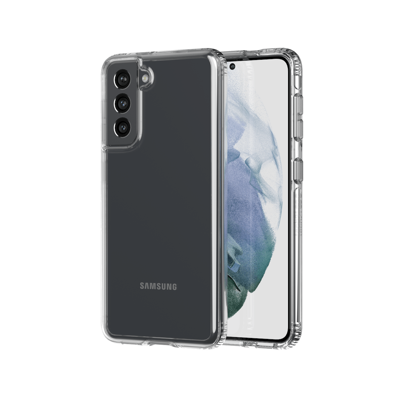 Tech21 Galaxy S21 Evo Clear Case