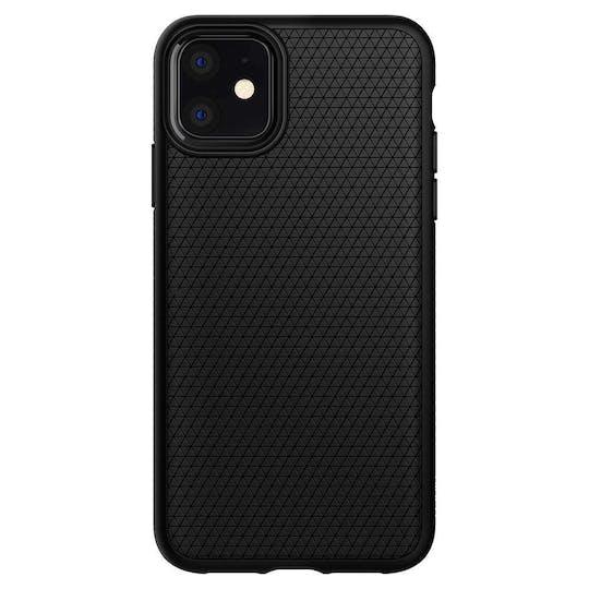 Spigen iPhone 11 Liquid Air Case Black