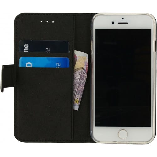 Mobilize iPhone 7/8/SE Gelly Wallet Case Black