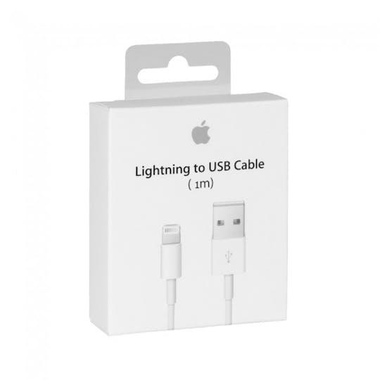 Apple Lightning to USB Kabel 1m White MD818