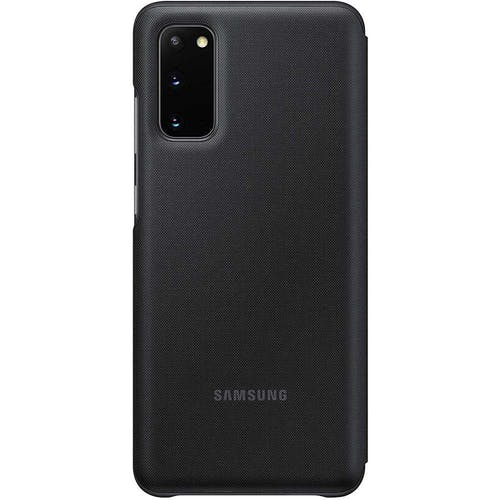 Samsung Galaxy S20 LED View Cover Black