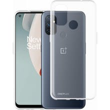 Just in Case OnePlus Nord N100 TPU Case Clear
