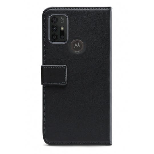 Mobilize Moto G20/G30 Wallet Case Black