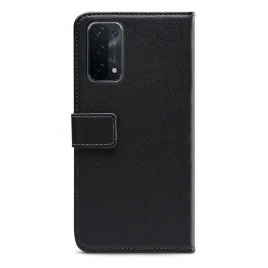 Mobilize OPPO A54 5G Wallet Case Black