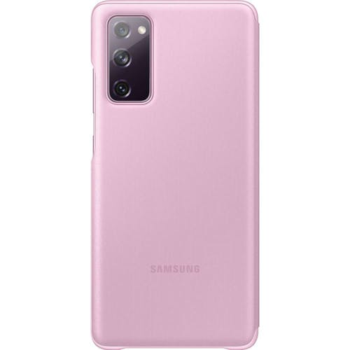 Samsung Galaxy S20 FE Clear View Cover Violet