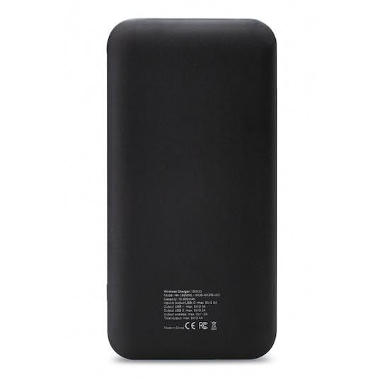 Mobilize Wireless Charging Powerbank 10000 mAh Black