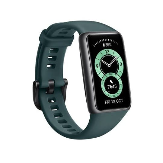 Huawei Band 6 Green