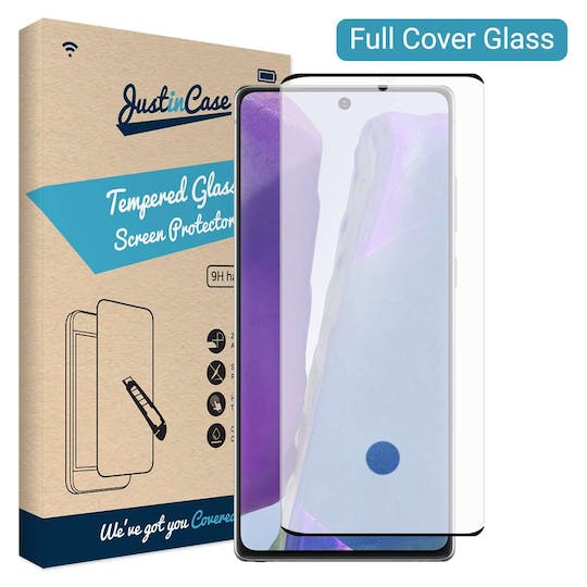 Just in Case Galaxy Note 20 Tempered Glass Screenprotector