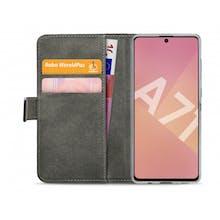 Mobilize Galaxy A71 Wallet Case Black