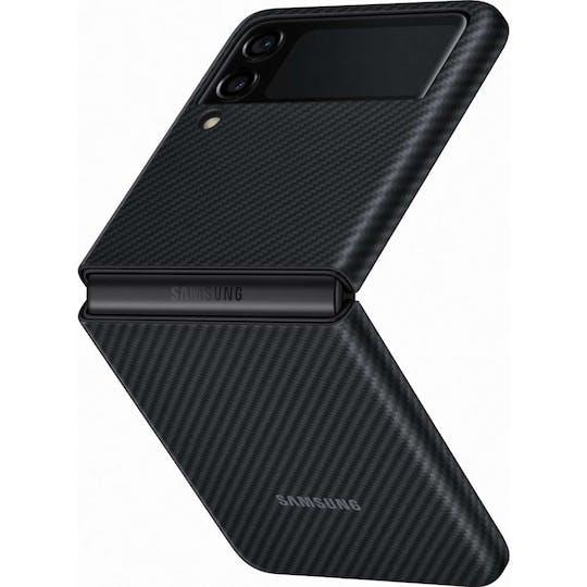 Samsung Galaxy Z Flip3 Aramid Cover Black