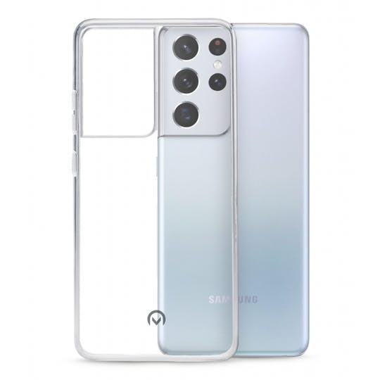 Mobilize Galaxy S21 Ultra Gelly Case Clear