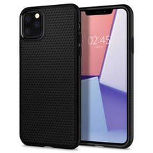 Spigen iPhone 11 Pro Liquid Case Black