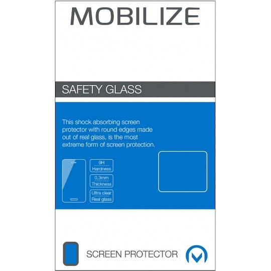 Mobilize iPhone 7/8/SE Glass Screenprotector