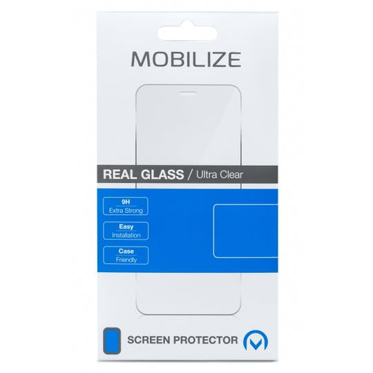 Mobilize iPhone 13 (Pro) Glass Screenprotector