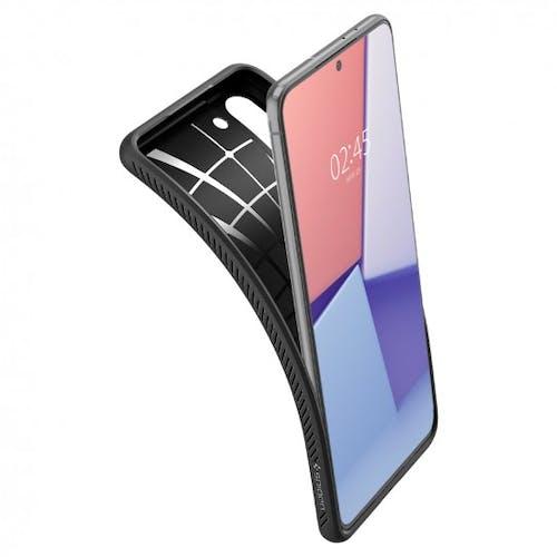 Spigen Galaxy S21 Liquid Air Case Black