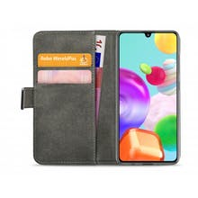 Mobilize Galaxy A41 Wallet Case Black
