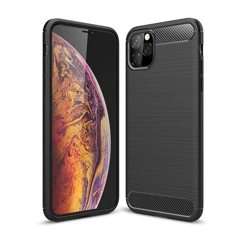 Just in Case iPhone 11 Pro Max Rugged Case Black