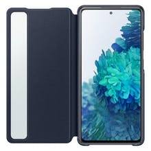Samsung Galaxy S20 FE Smart Clear View Cover Navy Blue