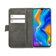 Mobilize P30 Lite (New Edition) Gelly Wallet Case Black
