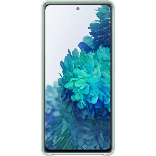 Samsung Galaxy S20 FE Silicone Cover Mint