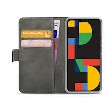 Mobilize Google Pixel 5 Wallet Case Black