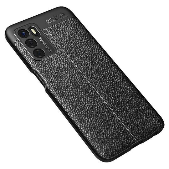 Just in Case OPPO A16s Rugged Case Black