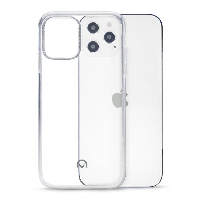 Mobilize iPhone 12 Pro Max Gelly Case Clear