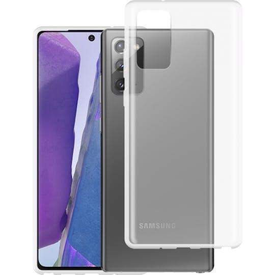 Just in Case Galaxy Note 20 TPU Case Clear