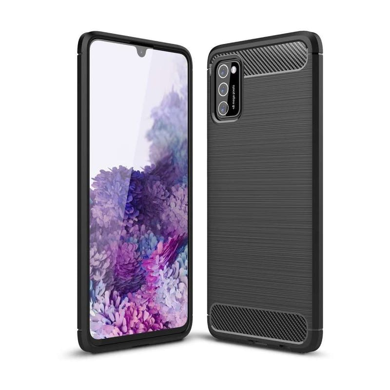 Just in Case Galaxy A41 Rugged Case Black