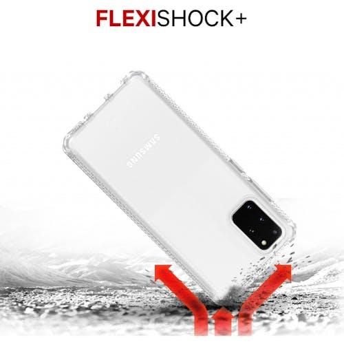 ITSKINS iPhone 7/8/SE Transparant Spectrum Clear Case